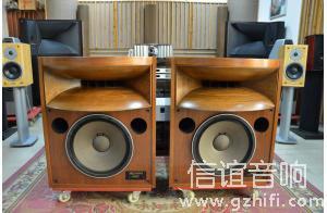 先锋 TAD 2402大型木号角16寸监听音箱