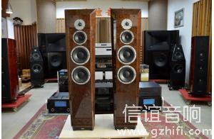 Dynaudlo(丹拿)Sapphire 30周年铂金限量版音箱