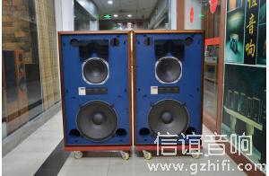 JBL4343第一代四路全钢磁监听音箱