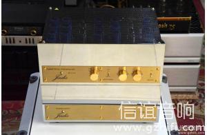 法国 JADIS JPS2S 真空管全平衡 分体电源前级