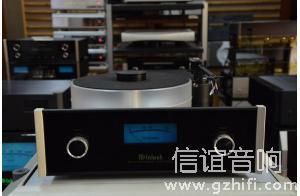 美国McIntosh 麦景图 MT10 黑胶机