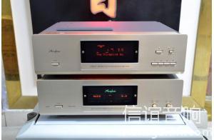 金嗓子ACCUPHASE DP100+DC101 SACD顶级转盘