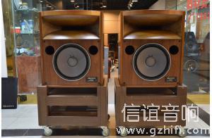 日本先锋 TAD 2402大型木号角16寸两分频号角监听音箱