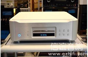新款日本第一极品Esoteric K-01XS CD/SACD机