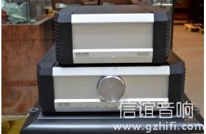 音乐传真 KW550 分体电源合并功放