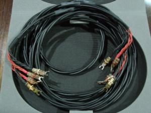 丹拿OCOS三对合一顶级音箱线(3米)德国WBT头