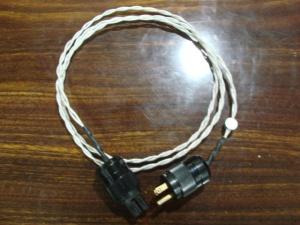 荷兰晶彩CABLE 。参考电源线(2米)