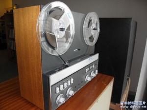 录音室使用的REVOX瑞华士A77两轨开盘机成色如新已售出谢谢关注!