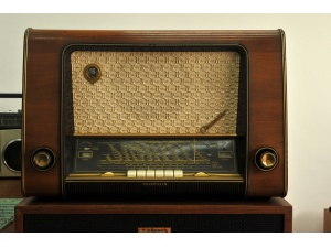 TELEFUNKEN德律风根Conceitino53FM胆收音机