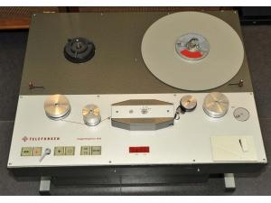 TELEFUNKEN德律风根M15A 2轨开盘机(已售出)