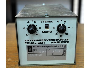 EMT 153ST黑胶MC唱放一台(已售出)