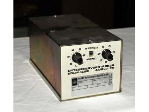 (已售出) EMT153ST-MM黑胶唱头放大器一台