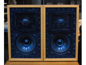 (已售出)英國BBC经典Rogers樂爵士黑牌LS3/5A音箱編號15792AB