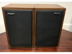 英国ROGERS LS3/5A音箱一对