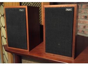 英國BBC ROGERS乐爵士LS3/5A电台录音室监听音箱 15欧 52XX号 黑牌