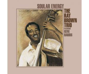 Ray Brown Trio Soular Energy 雷.布朗:灵魂能量 (200克45转2LPs) APJ268-45