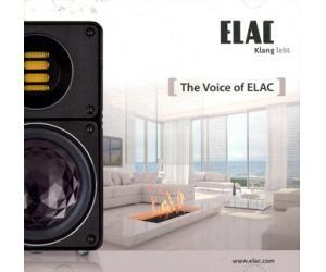 "The Voice of ELAC 声音的体验-""意力""发烧示范盘  INAK7802CD"