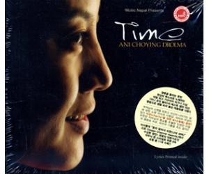 阿尼.琼英卓玛 Ani Choying Drolma - Time 平静 充满能量  PCSD-00843
