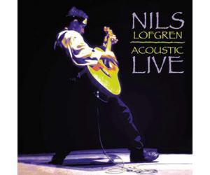 Lofgren Acoustic Live 吉他原音现场(180克33转2LP黑胶)   APP090