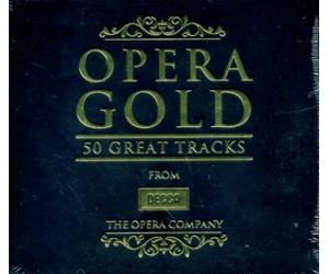 Opera Gold 50 Great Tracks 50首经典古典歌曲 3CD    4830087
