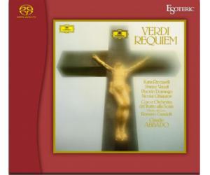 erdi 威尔第 Messa da Requiem 安魂曲 per quattro voci soliste, coro e orchestra Cori da Opera 四部SOLO 合唱团 2SACD 日本限量版(预订)    ESS