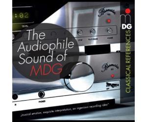 The Audiophile Sound Of MDG 极度原音发烧古典(180克33转2LP黑胶)     MDG1061991-1