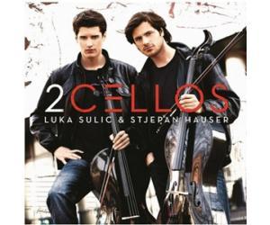 提琴双杰 2CELLOS Luka Sulic & Stjepan Hauser LP黑胶唱片  MOVCLO12