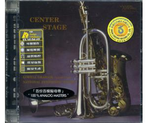 Wilson Audio CENTER STAGE 舞台中央 发烧管乐 SACD   CAPC8724SA