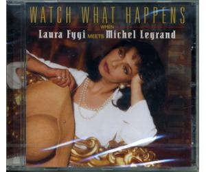 罗拉费琪 Watch What Happens 1CD 5345982
