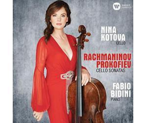 Rachmaninov, Prokofiev: Cello Sonatas 大提琴协奏曲 0190295924607