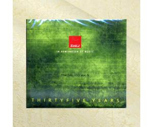 THE DALI CD VOL.5 达尼试机精选发烧碟 第5辑  5703120109763