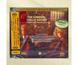 The London Cello Sound伦敦40把大提琴之声 SACD  TM-SACD90232