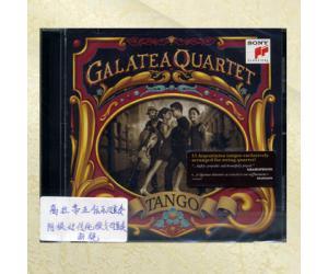 Galatea Quartet 阿根廷传统探戈四重奏新貌  190758698922