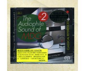 柏林之声测试碟试音碟 原音发烧古典2   SACD  MDG9062099-6