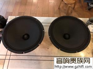 一对美国JENSEN(战神)15寸钢磁低音P15LL