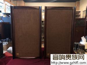 (#6)一对Jensen最早期版本TR10 三路钢磁古董号角音箱