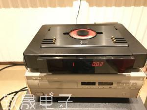 丹麦Bow/神弓 ZZ-eight 纯CD播放机ZZ eight