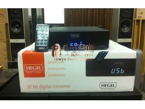 挪威音响哲学/HEGEL HD25 HIFI解码器
