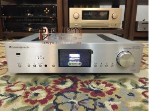 英国Cambridge Audio剑桥 851N 数字串流音乐数播带前级