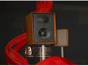 英国 Wharfedale 乐富豪Denton登腾85周年书架音箱
