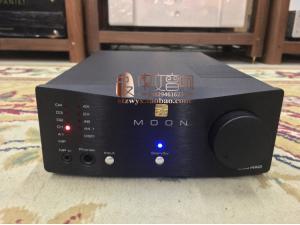 加拿大Simaudio Moon惊雷 230HAD 支持DSD解码耳放前级