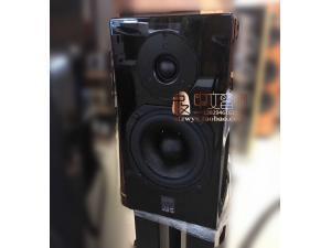 英国ATC SCM7 书架箱 钢琴漆黑色音箱