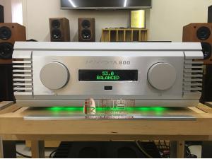 英国Musical Fidelity/音乐传真 Nu-Vista 800 合并功放