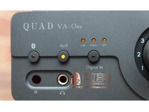 英国QUAD/国都VA-ONE 真空电子管 蓝牙 功放 解码耳放一体机