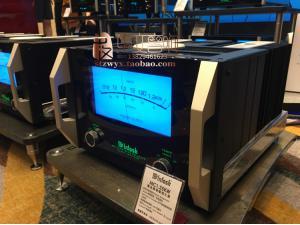 美国 McIntosh/麦景图 MC1.25KW 单声道后级放大器功放