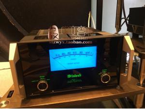 美国 McIntosh/麦景图 MC611 单声道后级放大器功放
