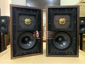 英国Audiomaster音乐大师 BBC LS3/5A 11欧书架音箱 原装发烧经典