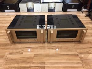 日本 Accuphase 金嗓子 M-6000 单声道后级