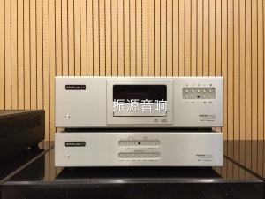 加拿大 EMM Labs TSD1转盘 +DAC2解码 SACD
