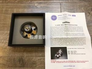 日本 Harmonix 木内和夫 TU-812MX 黑胶唱片镇
